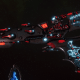 Aeldari Corsair Cruiser - Kurnous [Void Dragon - Sub-Faction]