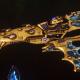 Aeldari Corsair Cruiser - Shadow [Eldritch Raiders - Sub-Faction]