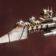 Imperial Navy Frigate - Sword (Solar Sub-Faction)
