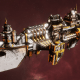 Imperial Navy Destroyer - Cobra Widowmaker (Solar Sub-Faction)