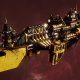Imperial Navy Destroyer - Cobra Widowmaker (Armageddon Sub-Faction)