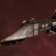 Imperial Navy Frigate - Firestorm (Gothic Sub-Faction)