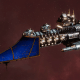 Imperial Navy Frigate - Sword (Bastion Sub-Faction)
