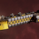 Imperial Navy Frigate - Falchion (Armageddon Sub-Faction)