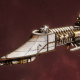 Imperial Navy Frigate - Firestorm (Solar Sub-Faction)