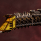 Imperial Navy Battle Cruiser - Overlord (Armageddon Sub-Faction)