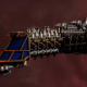Imperial Navy Battle Cruiser - Mars (Bastion Sub-Faction)