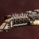 Imperial Navy Battle Cruiser - Armageddon (Solar Sub-Faction)