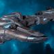 "Tau Merchant Fleet Destroyer - ""Orca"" - [D'Yanoi Sub-Faction]"