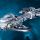 "Tau Merchant Fleet Frigate - ""Defender"" - [Tau'n Sub-Faction]"