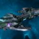 """Tau Merchant Fleet Frigate - """"Defender"""" - [Dal'yth Sub-Faction]"""