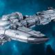 """Tau Merchant Fleet Destroyer - """"Orca"""" - [Tau'n Sub-Faction]"""