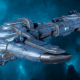 "Tau Merchant Fleet Destroyer - ""Orca"" - [Sa'cea Sub-Faction]"