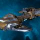 """Tau Merchant Fleet Frigate - """"Defender"""" - [T'au Sub-Faction]"""