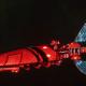 Asuryani Light Cruiser - Prismatic Wraithship [Saim-Hann - Eldar Sub-Faction]