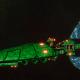 Asuryani Light Cruiser - Prismatic Wraithship [Biel-Tan - Eldar Sub-Faction]