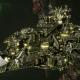 "Ork Battleship - ""Deadnot OrdzGargDaka"" - [Blood Axes Sub-Faction]"