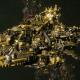 "Ork Battleship - ""Deadnot Urd Unki"" - [Bad Moons Sub-Faction]"
