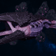 """Tyranid Battle Cruiser - """"Devourer"""" - [Hydra Sub-Faction]"""