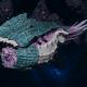 "Tyranid Battle Cruiser - ""Bio Tentacles Devourer"" - [Tiamet Sub-Faction]"