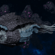 "Tyranid Battle Cruiser - ""Infestation Devourer"" - [Ourobris Sub-Faction]"