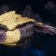 """Tyranid Battle Cruiser - """"Infestation Devourer"""" - [Jormungandr Sub-Faction]"""