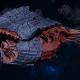 "Tyranid Battle Cruiser - ""Corrosive Tentacles Devourer"" - [Behemoth Sub-Faction]"
