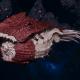 "Tyranid Battle Cruiser - ""Bio Tentacles Devourer"" - [Kraken Sub-Faction]"