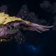 "Tyranid Battle Cruiser - ""Corrosive Clutch Devourer"" - [Jormungandr Sub-Faction]"