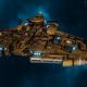 """Tau Protector Fleet Cruiser - Lar'Shi'Vre """"Protector"""" Vior'La - [T'au Sub-Faction]"""