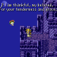 The Opera scene in FFVI is famous for being a story within a story, and is mirrored in later installments.