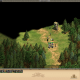Encountering the second smaller group of highwaymen on the right path.