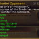 """A Worthy Opponent"" achievement for defeating one of the rares in Pandaria."