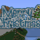 Another piece of Minecraft art that made the end of the map that much more worth it.