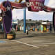 This third location is by the official entrance to the Del Perro Pier fair ground. It's also the furthest from any mentioned location in this section of the article.
