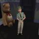 My little boy scout Sim!