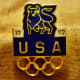 Merrill Lynch Olympic sponsor pin from 1992