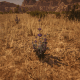 Desert Sage, like the first game this can be found out in Gaptooth Ridge.