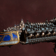 Imperial Navy Grand Cruiser - Avenger Class (Bastion Sub-Faction)