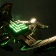 Necron Light Cruiser - Khopesh (Nephrekh Sub-Faction)