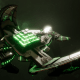 Necron Light Cruiser - Khopesh (Sautekh Sub-Faction)