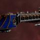 Imperial Navy Light Cruiser - Dauntless (Bastion Sub-Faction)