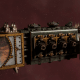 Imperial Navy Light Cruiser - Endeavour (Gothic Sub-Faction)