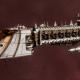 Imperial Navy Light Cruiser - Dauntless MK.II (Solar Sub-Faction)