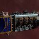 Imperial Navy Light Cruiser - Endeavour (Bastion Sub-Faction)