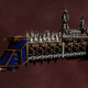 Imperial Navy Cruiser - Tyrant (Bastion Sub-Faction)