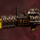 Imperial Navy Cruiser - Dictator (Armageddon Sub-Faction)