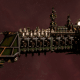 Imperial Navy Cruiser - Dominator (Bakka Sub-Faction)
