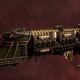 Imperial Navy Battleship - Retribution (Bakka Sub-Faction)