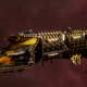 Imperial Navy Battleship - Emperor (Armageddon Sub-Faction)